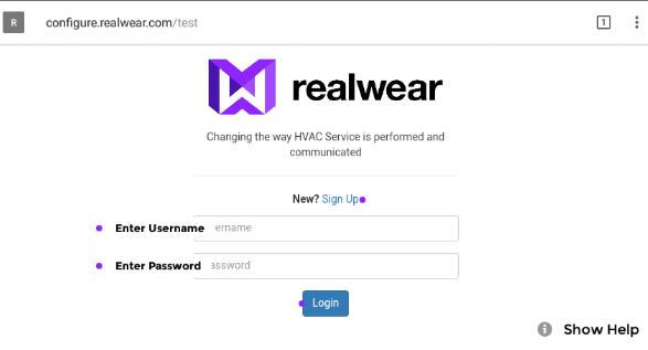 HTML-WearML-Overlay